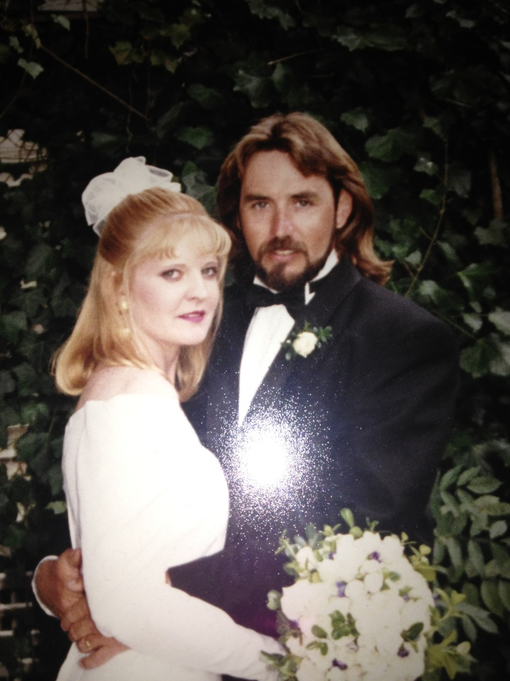 25 Years Wedding Photo